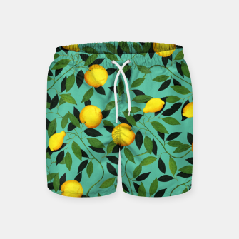 Thumbnail image of Luxuriance Swim Shorts, Live Heroes