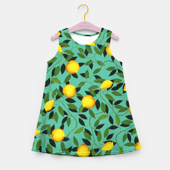 Luxuriance Girl's summer dress thumbnail image