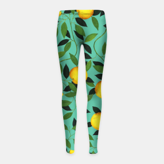 Luxuriance Girl's leggings thumbnail image