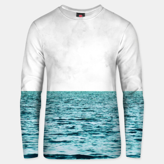 Thumbnail image of Ocean + Marble II Cotton sweater, Live Heroes