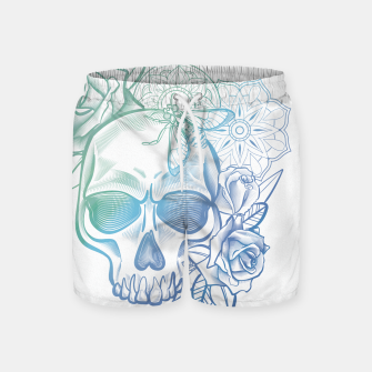 Miniaturka Life after Death Swim Shorts, Live Heroes