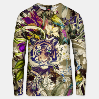Thumbnail image of Tiger in paradise 03-2 Sudadera de algodón, Live Heroes