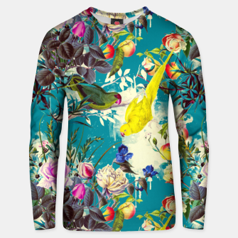 Tropical birds in the nature 010 Sudadera de algodón miniature
