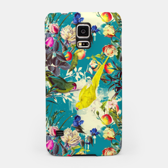 Tropical birds in the nature 010 Carcasa por Samsung miniature