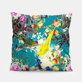 Tropical birds in the nature 010 Almohada miniature