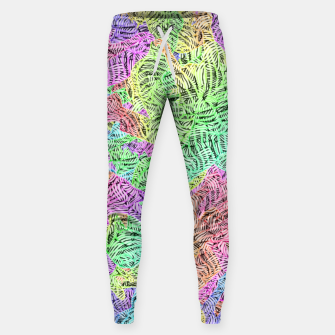 Thumbnail image of jump Cotton sweatpants, Live Heroes
