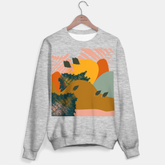 Thumbnail image of Earthy - Abstract Pattern Sweater regular, Live Heroes