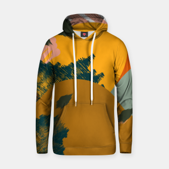 Thumbnail image of Earthy - Abstract Pattern Cotton hoodie, Live Heroes