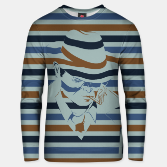 Thumbnail image of LOVE NOIR Cotton sweater, Live Heroes