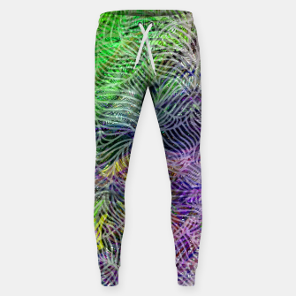 Thumbnail image of FBM Cotton sweatpants, Live Heroes