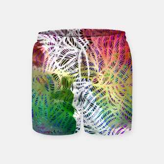 Thumbnail image of K Swim Shorts, Live Heroes