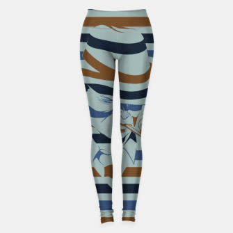 Thumbnail image of LOVE NOIR Leggings, Live Heroes
