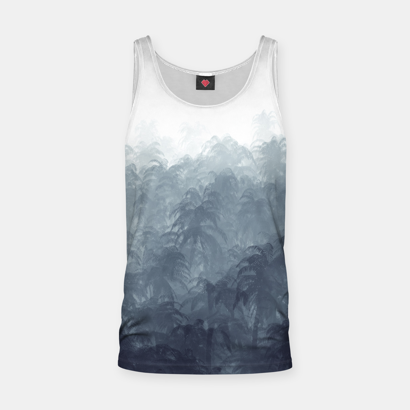 Foto Jungle Haze Tank Top - Live Heroes