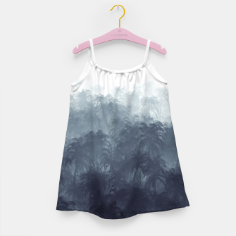 Jungle Haze Girl's dress Bild der Miniatur