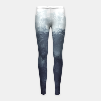 Jungle Haze Girl's leggings Bild der Miniatur