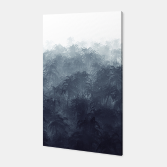 Jungle Haze Canvas Bild der Miniatur
