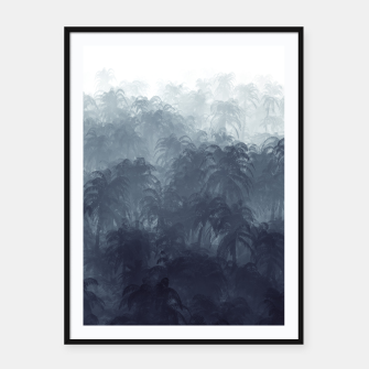 Jungle Haze Framed poster Bild der Miniatur