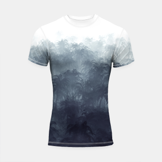 Thumbnail image of Jungle Haze Shortsleeve rashguard, Live Heroes