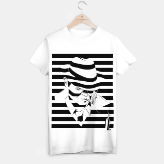 Thumbnail image of LOVE NOIR B&W T-shirt regular, Live Heroes