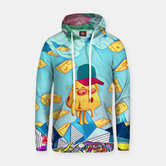 Cheese Cotton hoodie thumbnail image