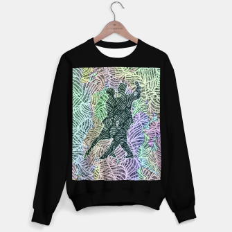 Thumbnail image of Keep on dancing Sweater regular, Live Heroes