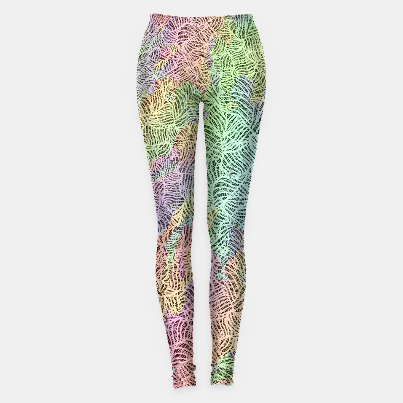 Image of Keep on dancing Leggings - Live Heroes