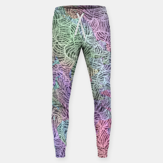 Thumbnail image of Keep on dancing Cotton sweatpants, Live Heroes