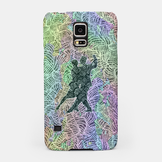 Thumbnail image of Keep on dancing Samsung Case, Live Heroes