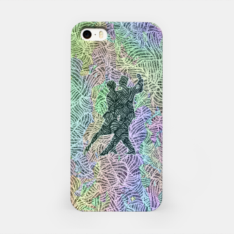 Thumbnail image of Keep on dancing iPhone Case, Live Heroes