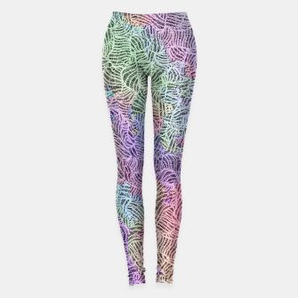 Thumbnail image of Keep on dancing Leggings, Live Heroes