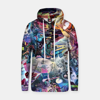 Thumbnail image of Phantodessey Cotton hoodie, Live Heroes