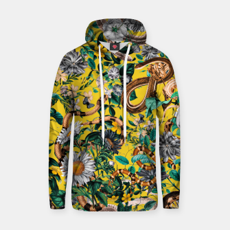 Miniatur Dangers in the Forest IV Cotton hoodie, Live Heroes