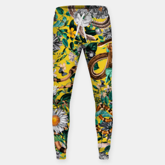 Miniatur Dangers in the Forest IV Cotton sweatpants, Live Heroes