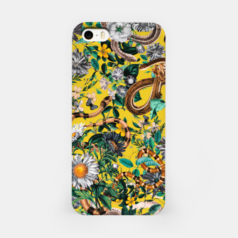 Miniatur Dangers in the Forest IV iPhone Case, Live Heroes