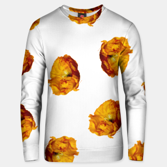 Thumbnail image of Poppies Cotton sweater, Live Heroes