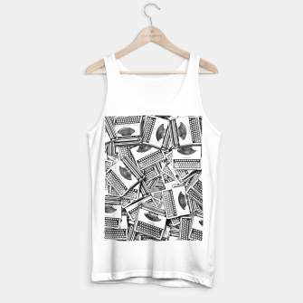 Thumbnail image of Tell Your Story Tank Top regular, Live Heroes