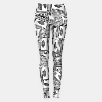 Thumbnail image of Tell Your Story Leggings, Live Heroes