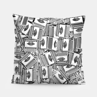 Thumbnail image of Tell Your Story Pillow, Live Heroes