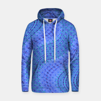 Thumbnail image of Blueberry Swirl Cotton hoodie, Live Heroes