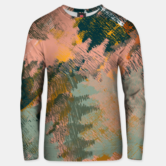 Miniaturka Abstract Pattern Cotton sweater, Live Heroes
