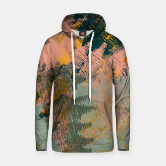Miniaturka Abstract Pattern Cotton hoodie, Live Heroes
