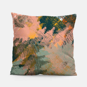 Miniaturka Abstract Pattern Pillow, Live Heroes