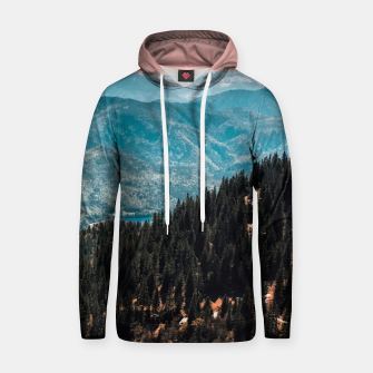 Thumbnail image of View Cotton hoodie, Live Heroes