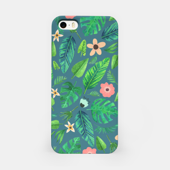 Thumbnail image of Tropical Life I  iPhone Case, Live Heroes