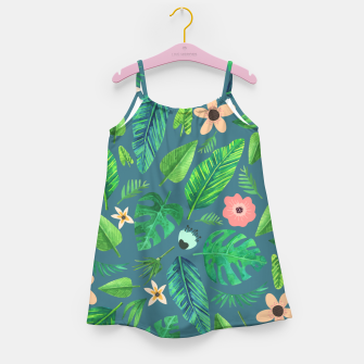 Thumbnail image of Tropical Life I  Girl's dress, Live Heroes