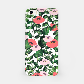 Thumbnail image of Parsnip & Poppies iPhone Case, Live Heroes