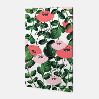 Thumbnail image of Parsnip & Poppies Canvas, Live Heroes