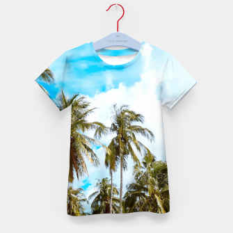 Thumbnail image of Bali Kid's t-shirt, Live Heroes
