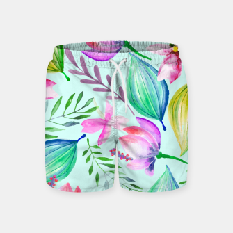 Thumbnail image of Zen Swim Shorts, Live Heroes