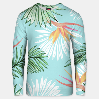 Tropic Palm Cotton sweater thumbnail image